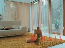Gorden Minimalis Vertical Blind