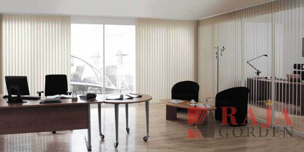 Jual Vertical Blinds