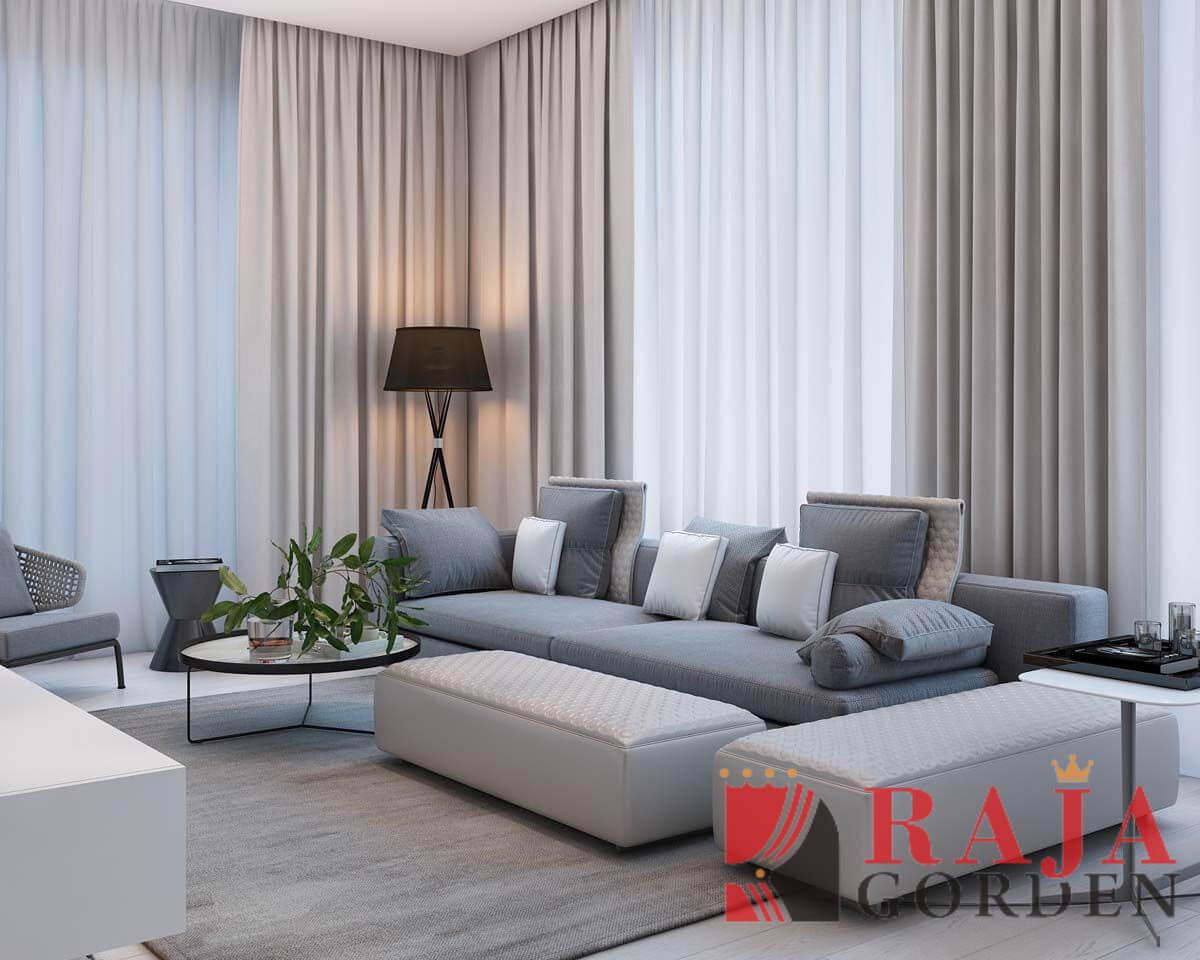 Tips Memilih Warna Gorden Rumah Minimalis Cek Bahan Bangunan